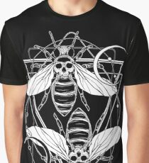 Twin killer bees Graphic T-Shirt