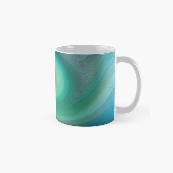 Blue motions Classic Mug