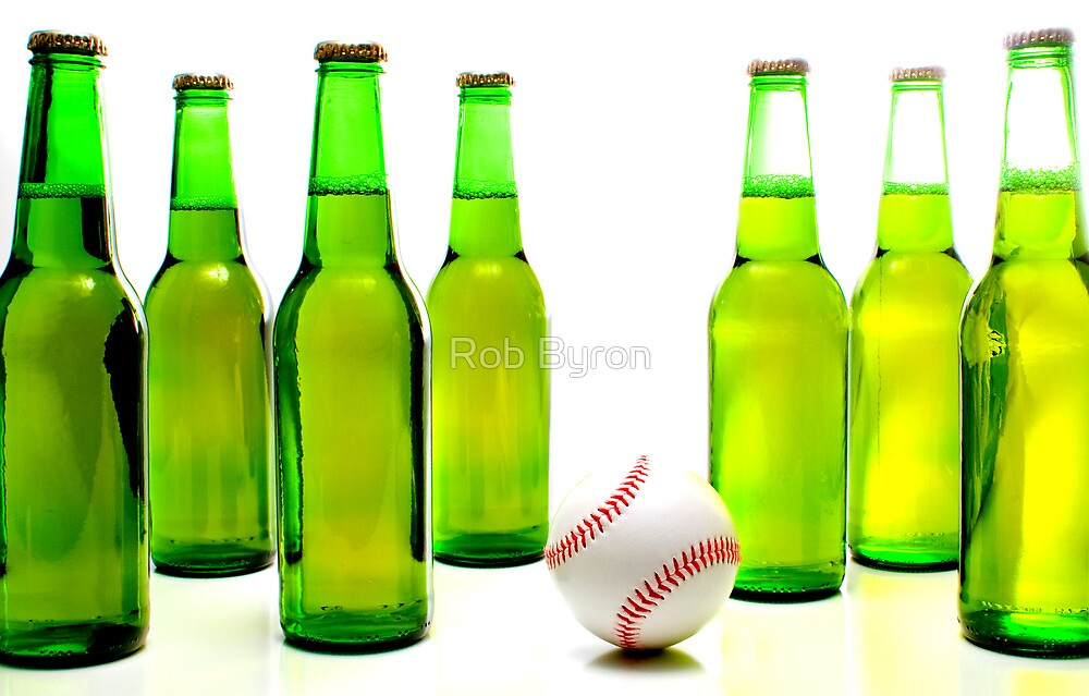 Baseball & Beer by Rob Byron