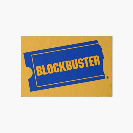 Blockbuster Art Board Print