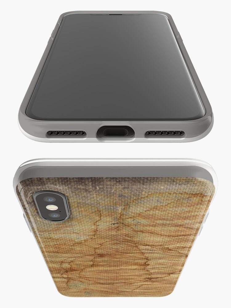 Alternative Ansicht von alte schmutzige Leinwand iPhone-Hüllen & Cover