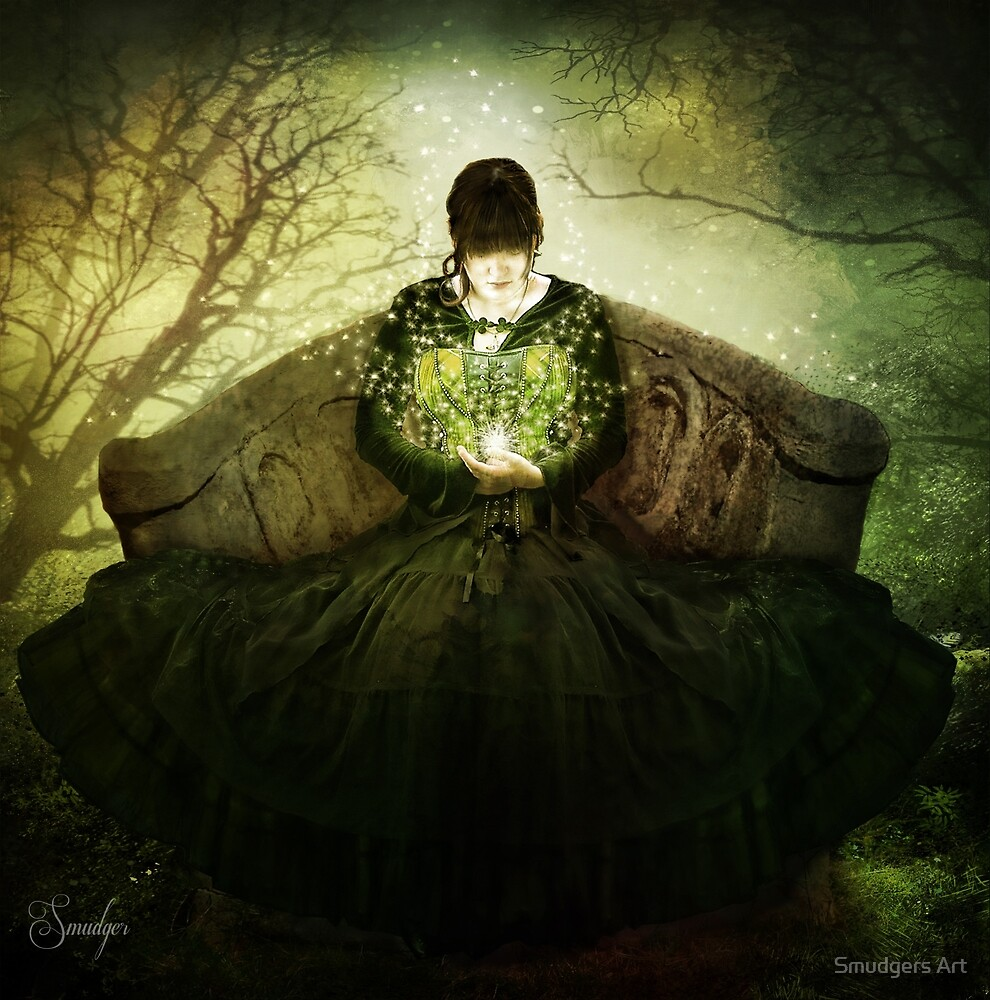 Emerald   by Smudgers Art