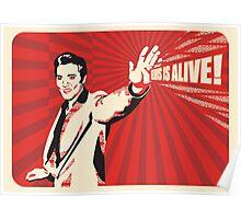 Elvis is Alive! Poster