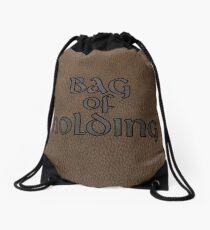 Tasche aus Leder Turnbeutel