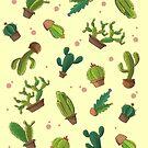 Kaktusmuster !! von demas