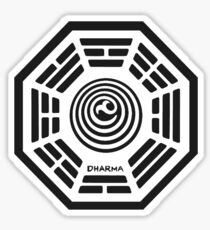 Dharma Orchid Sticker