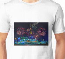 Saturday Night At Coney Island Unisex T-Shirt