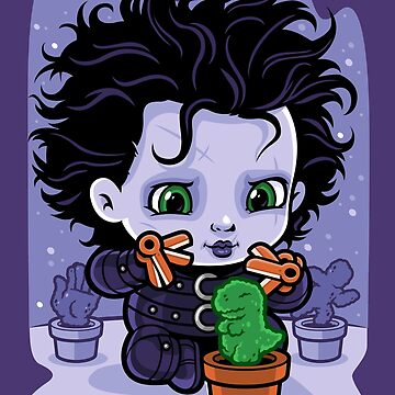 Baby Scissorhands by harebrained