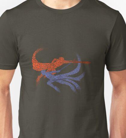 Distorted Combo Unisex T-Shirt