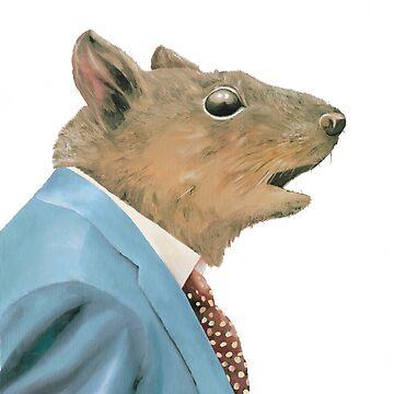 Graues Eichhörnchen von AnimalCrew