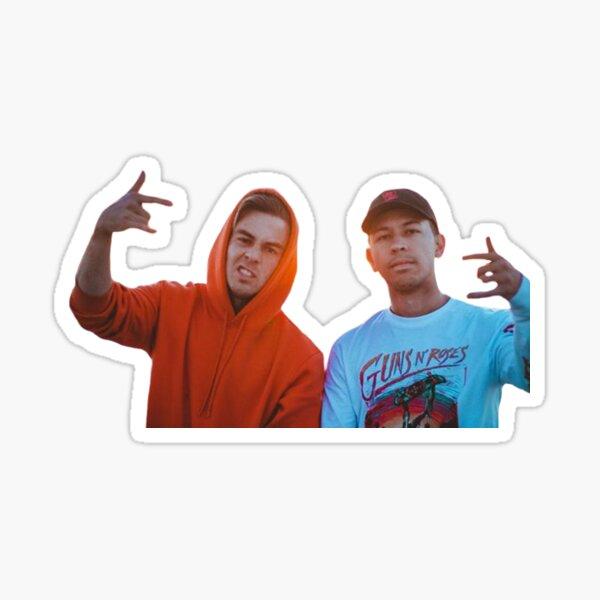 Cody & Noel Sticker
