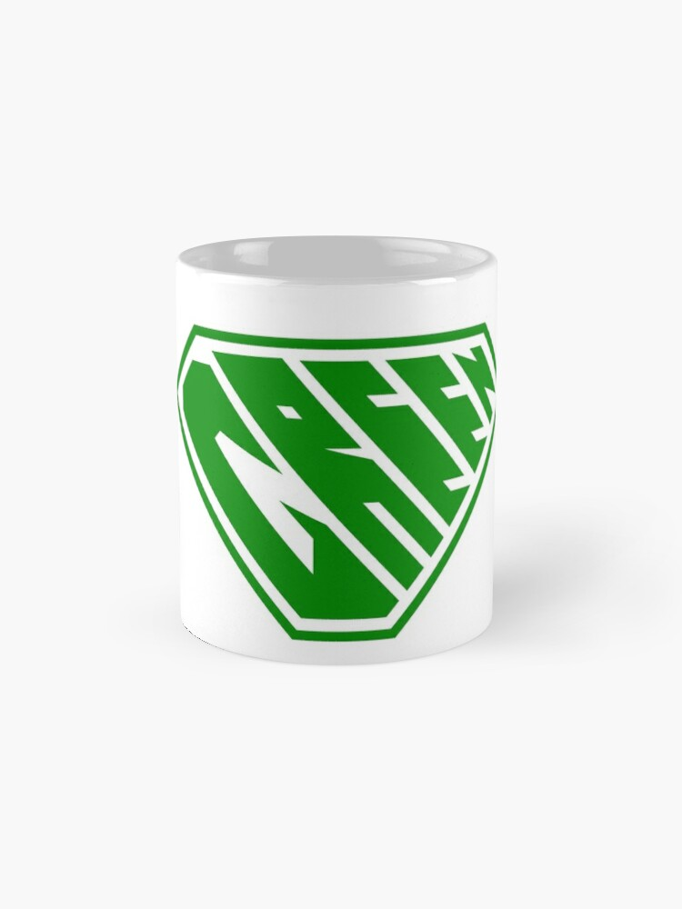 Alternate view of Green SuperEmpowered (Green) Mugs
