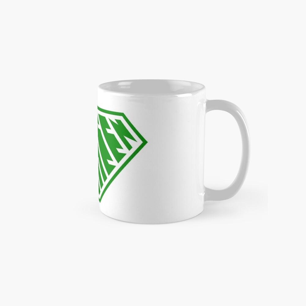 Green SuperEmpowered (Green) Mugs