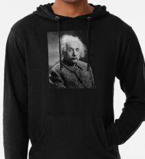 Sudadera con capucha ligera Albert Einstein