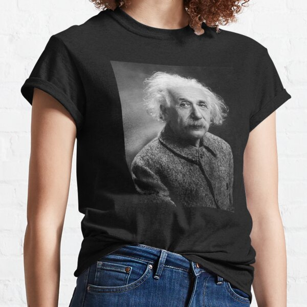 Albert Einstein Camiseta clásica