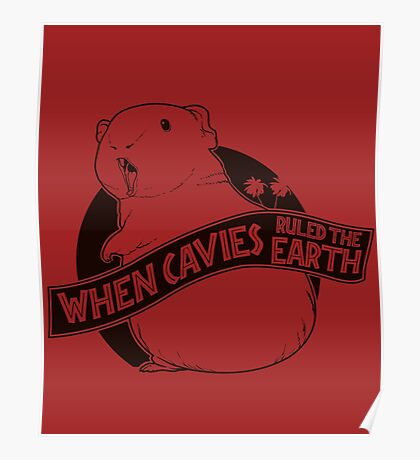 When Pigs Ruled the Earth Poster