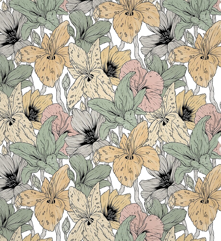 Garden pattern by Torquem