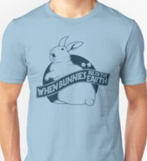 When Buns Ruled the Earth Slim Fit T-Shirt