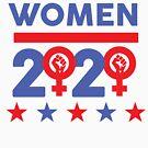 Frauen 2020 von kjanedesigns