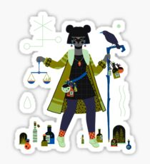 Witch Series: Potions Sticker
