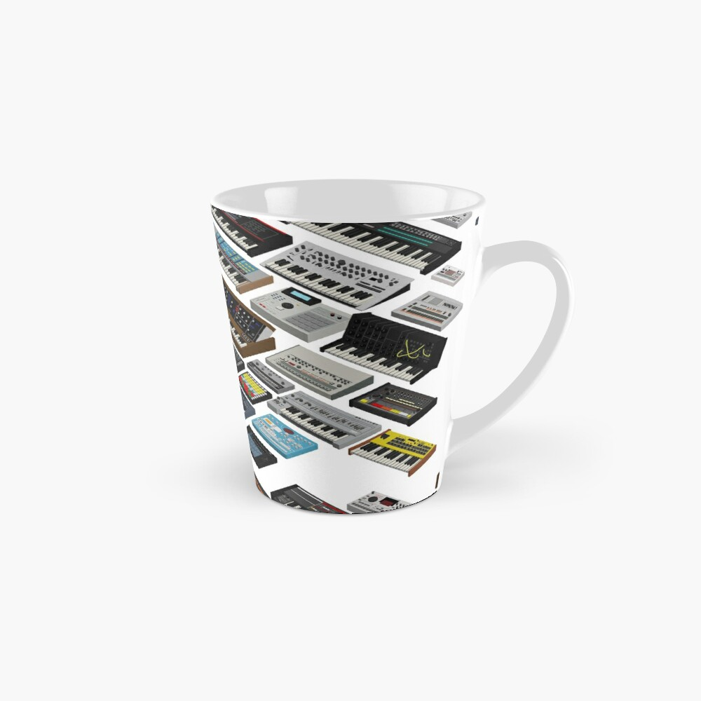 Synthesizer Musician and Collector Mug