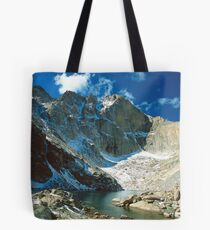 Chasm Lake Tote Bag