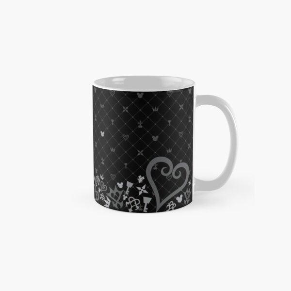 Kingdom Hearts Pattern2 Classic Mug