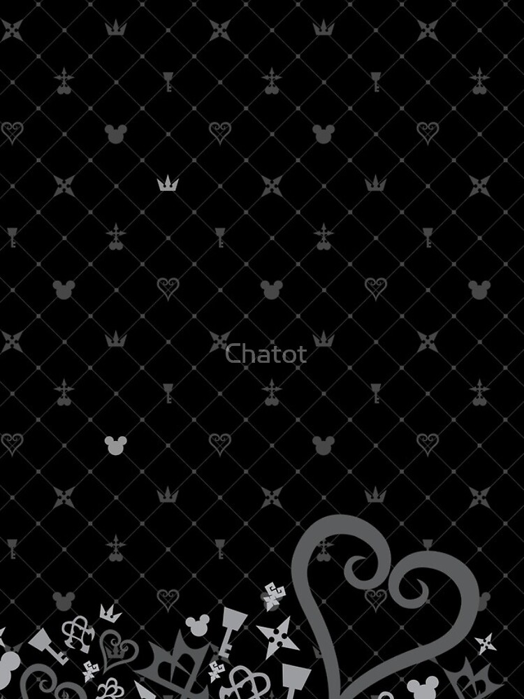 Kingdom Hearts Pattern2 by Chatot