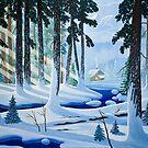 Winter Wonderland by Mark Regni