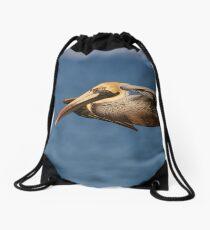 Pelican Glide Drawstring Bag