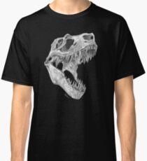 T-Rex Schädel Classic T-Shirt