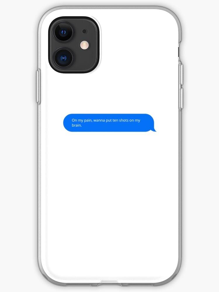 Xxxtentacion is My Devil iphone case