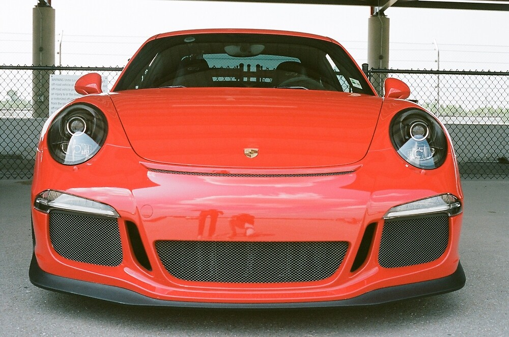 Bug-eyed Racing Bug by Patrick Thompson
