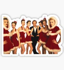 Love Actually Billy Mack Sticker
