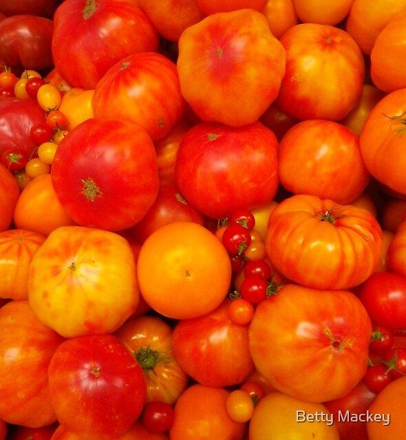 Totally Tomatoes by Betty Mackey