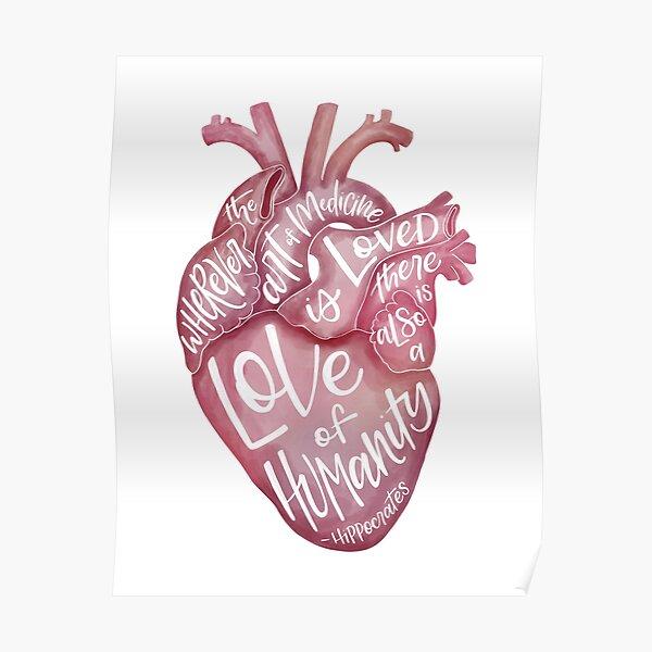 Heart of Medicine  Poster