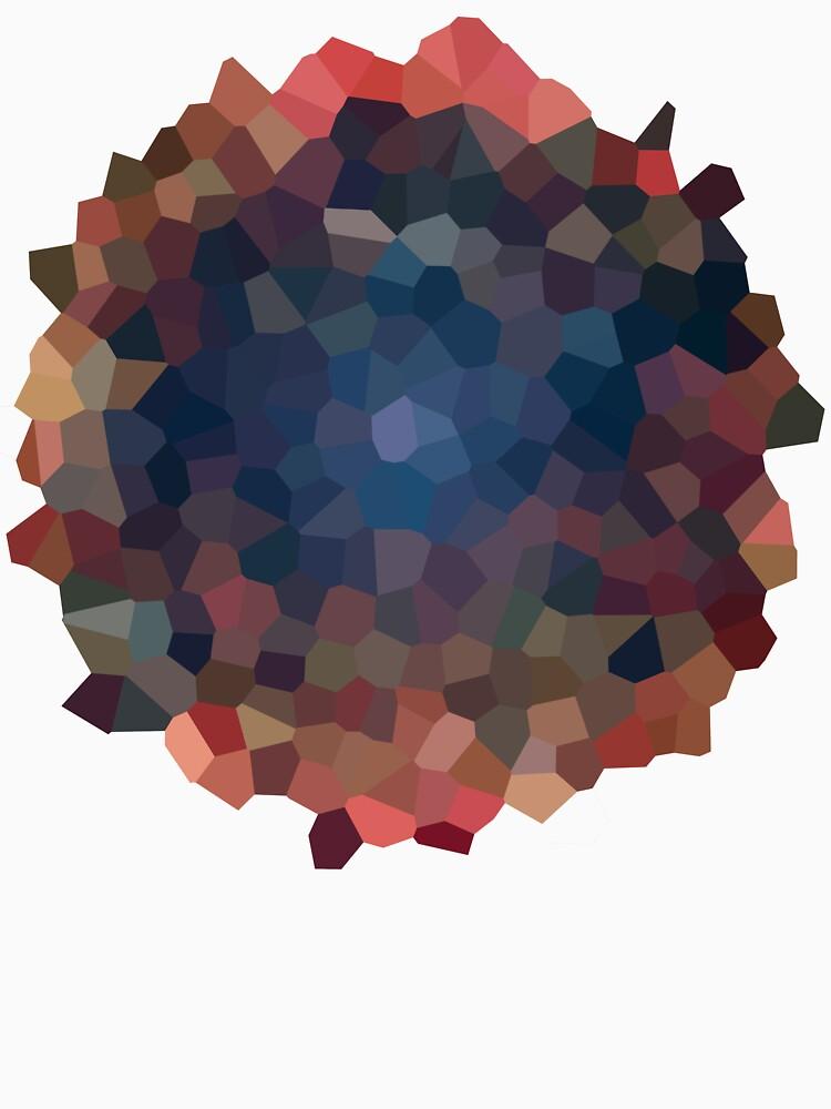 Crystallized SN 1993J Supernova by coczero