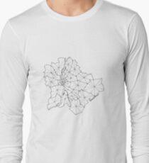 Crystal Budapest Hungary Long Sleeve T-Shirt
