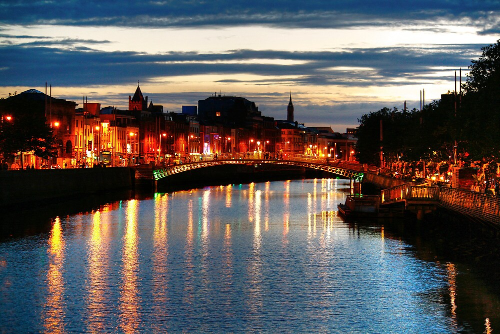 The effervescent Dublin by rickvohra