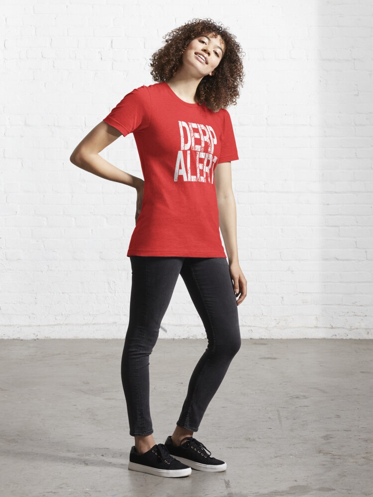 Alternate view of Derp Alter t-shirt for smacking down stupid people Essential T-Shirt