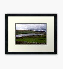 Semer Water - Yorks Dales Framed Print