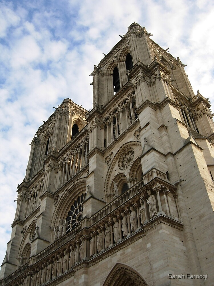 Notre Dame de Paris West End by Sarah Farooqi