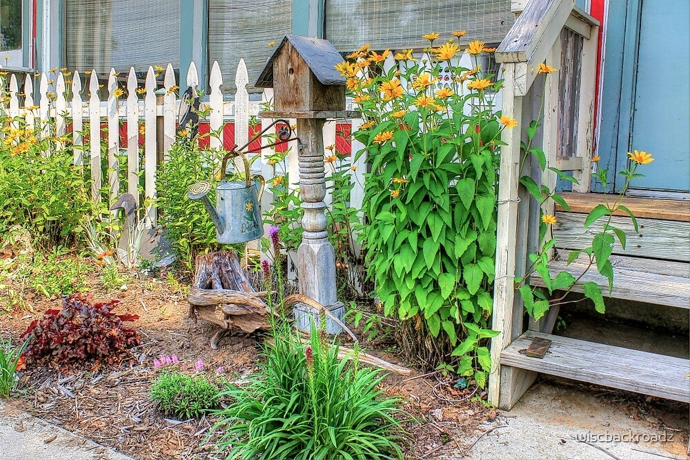Every Birdy's Garden by wiscbackroadz