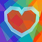 Heart (LGBT) by EricRockwell