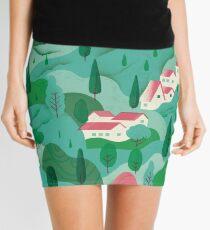 Brazil's country side Mini Skirt
