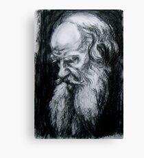 Leo Tolstoy Canvas Print