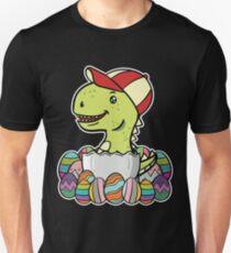 Easter egg dinosaur Unisex T-Shirt