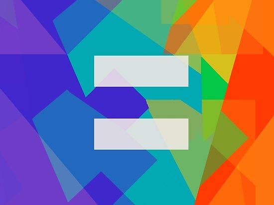 Equal (LGBT) by EricRockwell