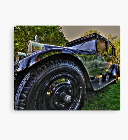 Nash Touring  1928 Canvas Print