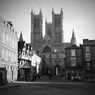 Lincoln Cathedral 1 by Samantha Jones